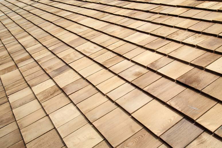 Wood Shingles and Shakes