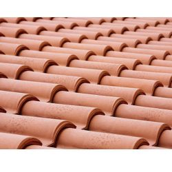 clay roof-tile
